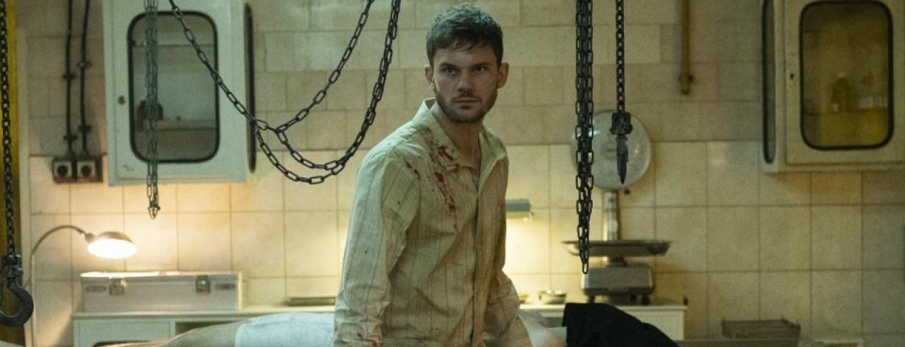 Rapid Fire with Jeremy Irvine of USA's 'Treadstone'