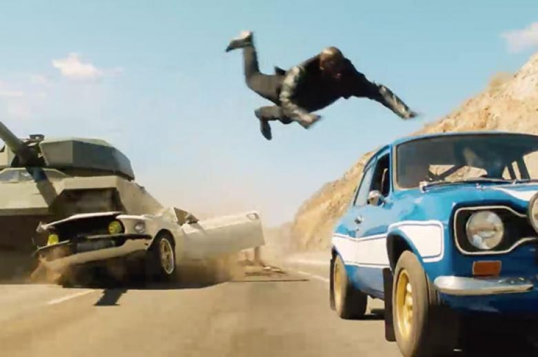 Fast & Furious 6 premieres