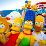 06_The Simpsons Ride