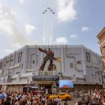 TRANSFORMERS: The Ride - 3D opens at Universal Studios Florida