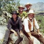 Bonanza, first TV Western series in color, begins its 14-year run on NBC